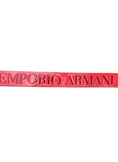 Emporio Armani Kemer Kırmızı
